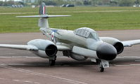 G-LOSM - Classic Air Force Gloster Meteor NF.11 aircraft