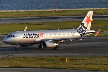 9V-JSR - Jetstar Asia Airbus A320