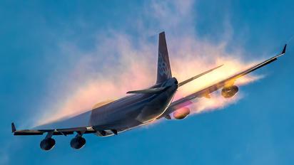 LX-DCV - Cargolux Boeing 747-400BCF, SF, BDSF