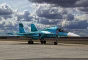28 - Russia - Air Force Sukhoi Su-34 aircraft