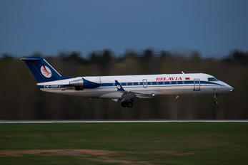 EW-100PJ - Belavia Canadair CL-600 CRJ-100