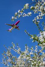 HA-LYG - Wizz Air Airbus A320
