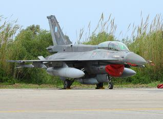 609 - Greece - Hellenic Air Force Lockheed Martin F-16D Fighting Falcon