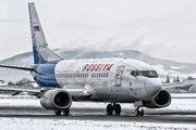 EI-CDD - Pulkovo Airlines Boeing 737-500 aircraft