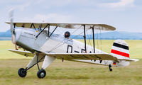 D-EAVV - Private Bücker Bü.131 Jungmann aircraft