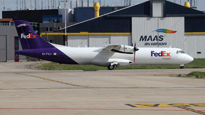 EI-FXJ - FedEx Feeder ATR 72 (all models)