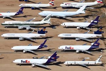 N492EV - Evergreen International Boeing 747-400BCF, SF, BDSF