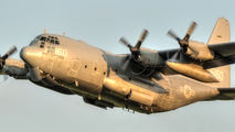 JW-5160 - USA - Navy Lockheed C-130T Hercules aircraft