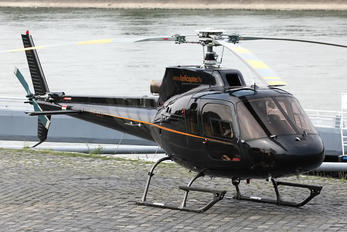 HA-ECU - Private Aerospatiale AS350 Ecureuil / Squirrel