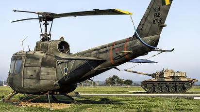 8702 - Brazil - Air Force Bell UH-1H H-1H Iroquois