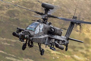 ZJ228 - UK - Army Air Corps Westland Apache AH.1 aircraft