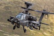 ZJ228 - UK - Army Air Corps Westland Apache AH.1 aircraft