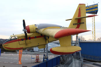 F-ZBBH - Private Canadair CL-215