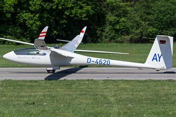 D-4620 - Private Schempp-Hirth Ventus