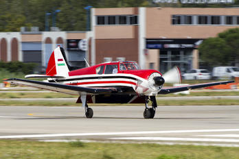 F-HYAC - Private Yakovlev Yak-18T