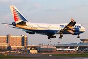 EI-XLE - Transaero Airlines Boeing 747-400 aircraft