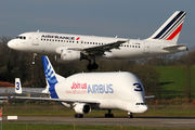 F-GRHI - Air France Airbus A319 aircraft