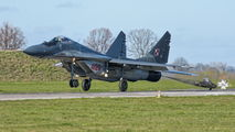4120 - Poland - Air Force Mikoyan-Gurevich MiG-29G aircraft
