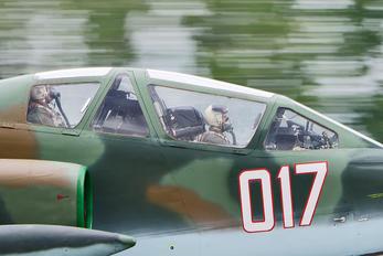 017 - Bulgaria - Air Force Sukhoi Su-25K