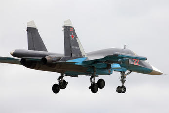 22 - Russia - Air Force Sukhoi Su-34