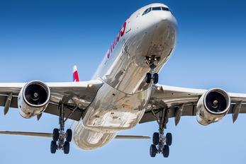 HB-JHK - Swiss Airbus A330-300