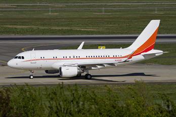 HL-8080 - Private Airbus A319 CJ