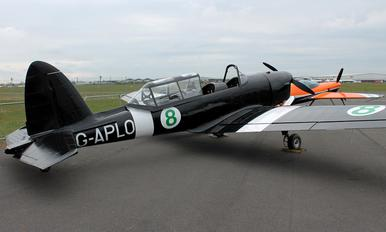 G-APLO - Private de Havilland Canada DHC-1 Chipmunk