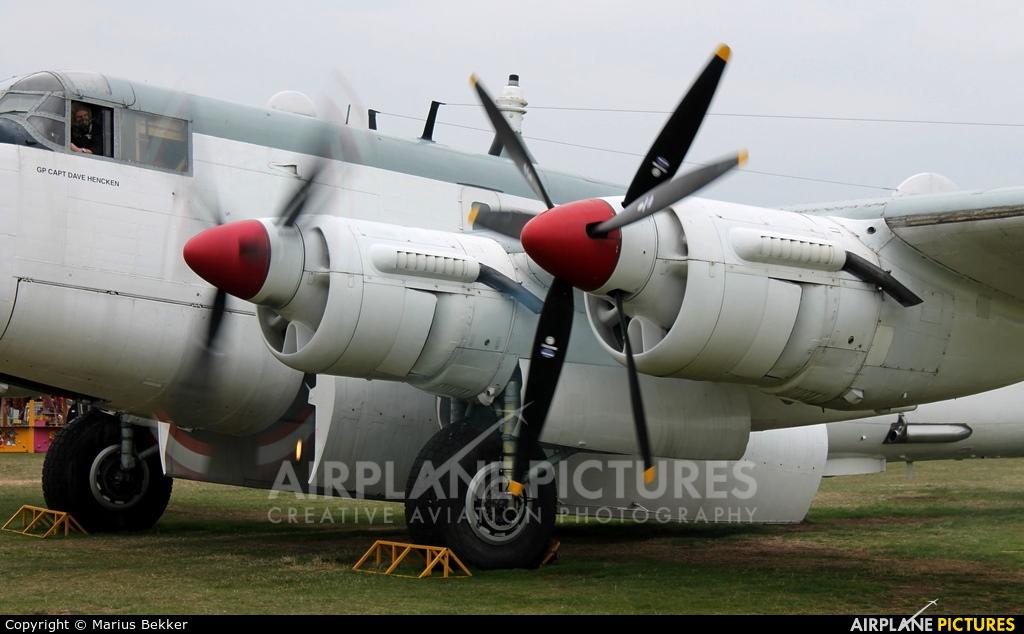 Royal Air Force WR963 aircraft at Coventry