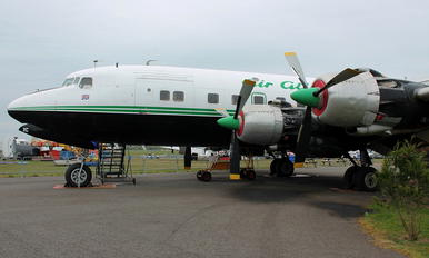 G-SIXC - Atlantic Airlines Douglas DC-6B