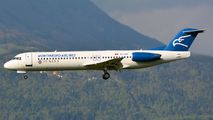 4O-AOP - Montenegro Airlines Fokker 100 aircraft