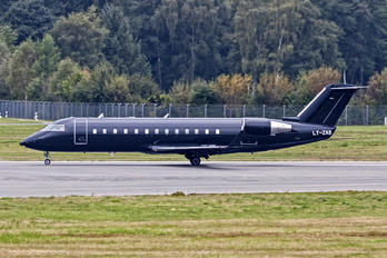 LY-ZAB -  Canadair CL-600 CRJ-200