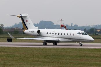 TC-KHD - Private Gulfstream Aerospace G280