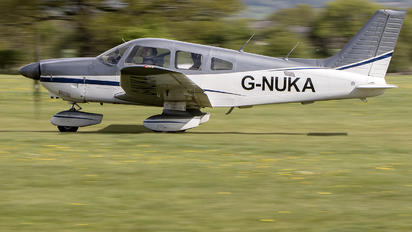G-NUKA - Private Piper PA-28 Cherokee