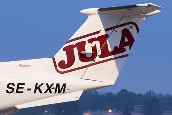 SE-KXM - Jula Postorder AB Beechcraft 200 King Air
