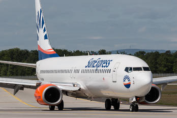 D-ASXN - SunExpress Germany Boeing 737-800