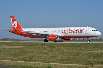 D-ABCL - Air Berlin Airbus A321