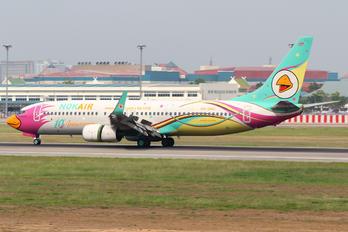 HS-DBQ - Nok Air Boeing 737-800