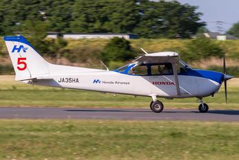 JA35HA - Honda Airways Cessna 172 Skyhawk (all models except RG)
