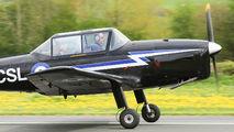 G-BCSL - Private de Havilland Canada DHC-1 Chipmunk aircraft