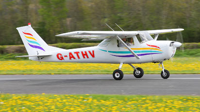 G-ATHV - Private Cessna 150