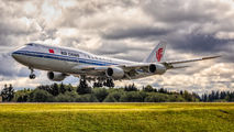 B-2482 - Air China Boeing 747-8 aircraft