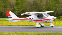 G-CFFJ - Private Flight Design CTsw aircraft