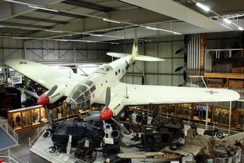 5J-GN - Germany - Air Force Casa 2.111B