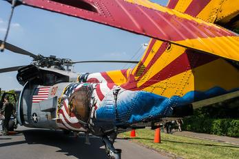 168533 - USA - Navy Sikorsky S-70A Black Hawk