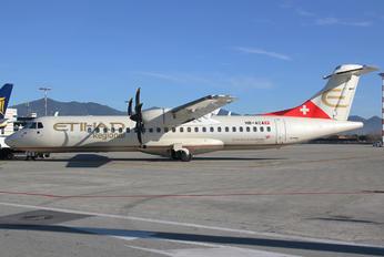 HB-ACA - Etihad Regional - Darwin Airlines ATR 72 (all models)