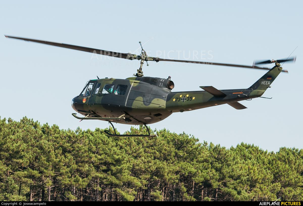 Germany - Air Force 73+35 aircraft at Ovar