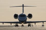 M-OIWA - Dalia Air Bombardier BD-100 Challenger 300 series aircraft