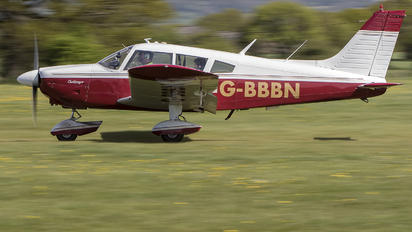 G-BBBN - Private Piper PA-28 Cherokee