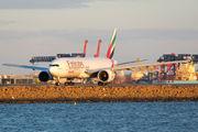 A6-EFG - Emirates Sky Cargo Boeing 777F aircraft