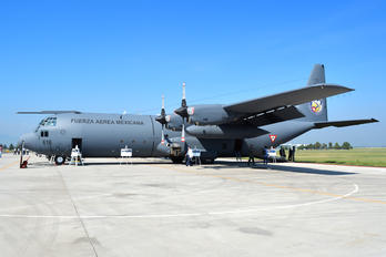 3616 - Mexico - Air Force Lockheed C-130H Hercules